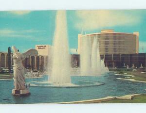 Unused Pre-1980 CAESAR'S PALACE CASINO HOTEL Las Vegas Nevada NV B0025