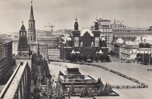 RP: Moscow , Russia , 1965 ; Red Square