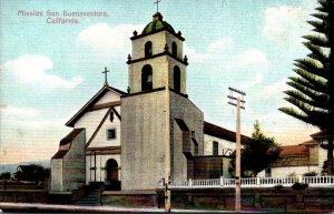 California Mission San Buenaventura