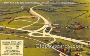 Pennsylvania Turnpike Irwin Traffic Interchange