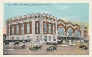 ROCHESTER, New York , 00-10s; Depot, New York Central Lines, Railroad Station