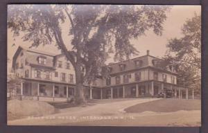 Bellevue House Intervale New Hampshire - Real Photo Used 1929