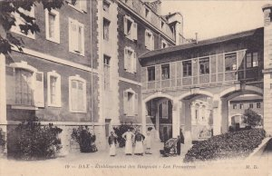DAX , France , 00-10s , Etablissement des Baignots - Les Premieres