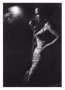 Postcard Ertha Kitt, New York City 1952  #110