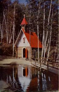 NY - Wilmington. North Pole, Santa's Chapel