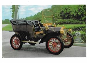 1908 Buick Model F 2 Cyl Car Original Cost $1,250