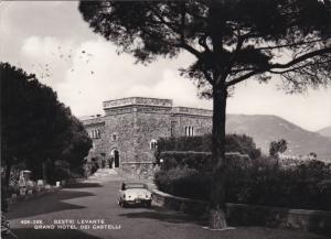 RP: Sestri Levante , Grand Hotel dei castelli , Italy , 1930-40s
