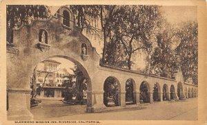 Glenwood Mission Inn Riverside CA
