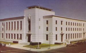 United States Post Office, Fresno, California, United States, 40´s-60´s