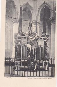 DELFT, South Holland, Netherlands, 1890s ; Praalgraf Prins Willem I (Nieuwe K...
