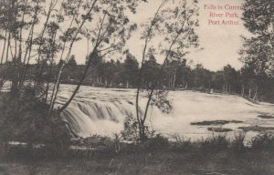 PORT ARTHUR , Ontario, Canada, 1900-10s ; Falls in Current River Park
