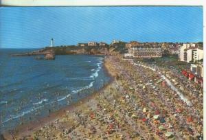 Postal 005577 : Playa de Biarritz