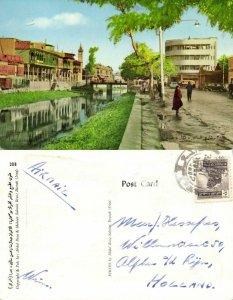 iraq, BASRA BASRAH ٱلْبَصْرَة, Strand Road, Ashar (1950s) Abdul Reza Salmin
