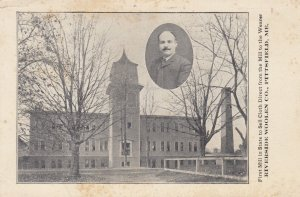 PITTSFIELD , Maine , 00-10s ; Riverside Woolen Co.