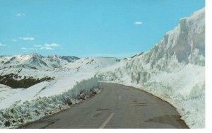US    PC3972 TRAIL BRIDGE ROAD, NEVER SUMMER RANGE, COLORADO