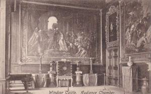 England Windsor Castle The Audience Chamber