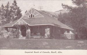 Canada Imperial Bank Of Canada Bandd Alberta