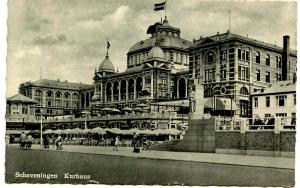 Holland - The Hague. Kurhaus (Hotel)