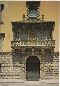 BARLETTA, Palazzo Della Marra Palace, unused Postcard