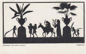 DIEFENBACH : Fantasy Silhouette , 00-10s ; Teilbild 33