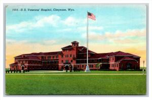 Wyoming Cheyenne  US Veteran's Hospital