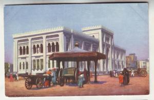 P259 JLs old tucks postcard egypt arab museum cairo