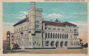 SAN ANTONIO , Texas , 1931 ; Post Office