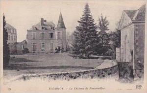 France Ecommoy Le Chateau de Fontenailles
