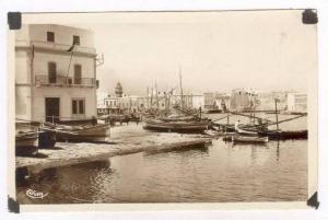RP  Bizerte (Tunisie) - Vieux Port, 1910-30s