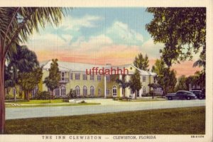 FLORIDA. THE INN CLEWISTON in the heart of the Everglades, Lake Okeechobee