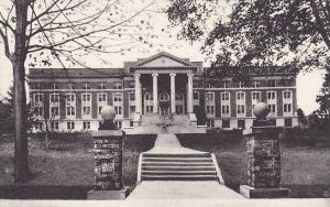 West Virginia Lewisburg  Greenbrier Hall Greenbrier College For Women Albertype