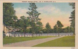 South Carolina Ridgeland Forest Motel