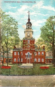 Pennsylvania Philadelphia Independence Hall 1908
