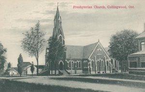 COLLINGWOOD , Ontario , Canada , 1900-10s ; Presbyterian Church #4