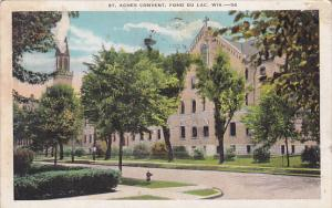 St. Agnes Convent, Fond Du Lac, Wisconsin, PU-1935