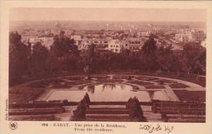 Morocco Rabat View From The Residence 1920-30s