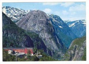 Norway. Stalheim Hotel, 50-70s