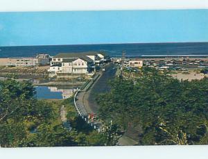 Unused Pre-1980 SCENE AT BEACH Ogunquit Maine ME M6979