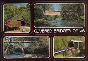 Covered Bridge Of Virginia