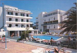 Spain Costa Brava Roses Hotel Mediterraneo