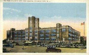 New Atlantic City High School in Atlantic City, New Jersey