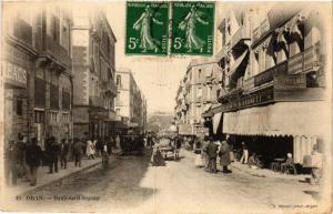 CPA Geiser 10 Oran Boulevard Seguin ALGERIE (756867)