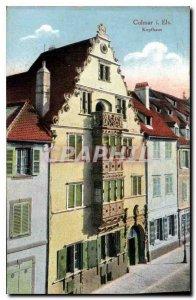 Old Postcard Colmar I Els Kopfhaus