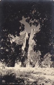 RP; MONTERREY, Nuevo Leon, Mexico, PU-1943; El Espinazo Del Diablo