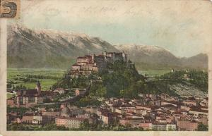 Austria Salzburg 1901 panorama