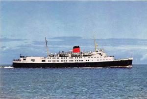 5877 S.S. Manx Maid, Isle of Man Steam Packet Co. Ltd.