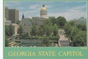 Georgia Atlanta State Capitol Building