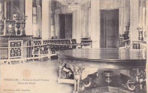 France Versailles Palais du Grand Trianon Salon des Trianon