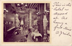 1912 PRINCE GEORGE HOTEL Fifth Avenue & 28th Street, NEW YORK Geo H Newton, Mgr