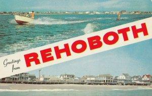 REHOBOTH , Delaware, 1950-60s ; Split Views